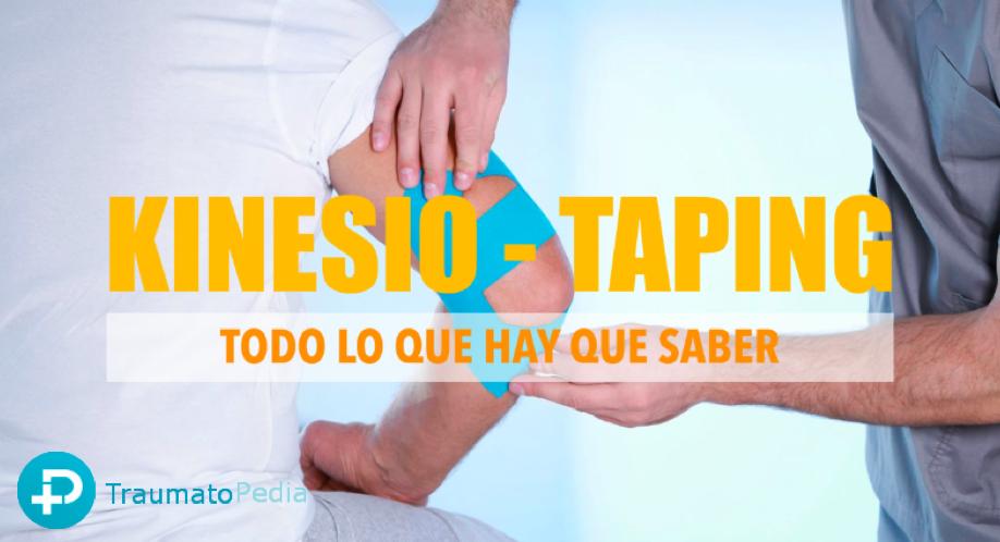 kinesio-taping traumatologia