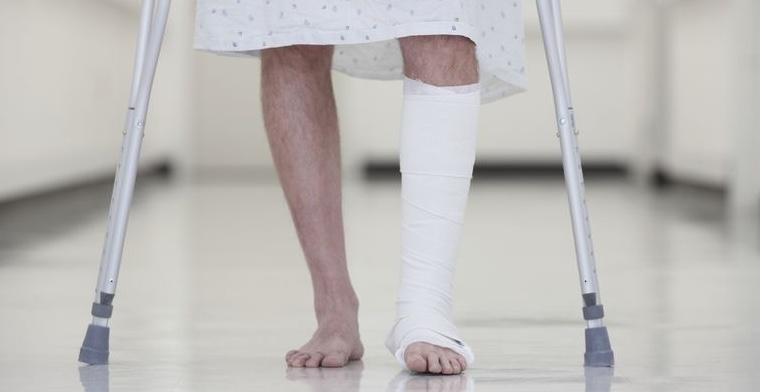 Muletras artroscopia de rodilla