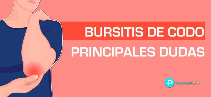 bursitis de codo