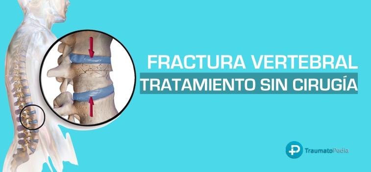 vertebra rota osteoporosis tratamiento