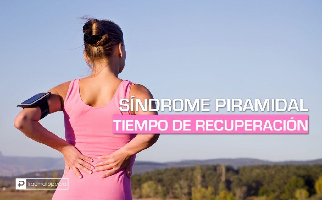 sindrome piramidal recuperación