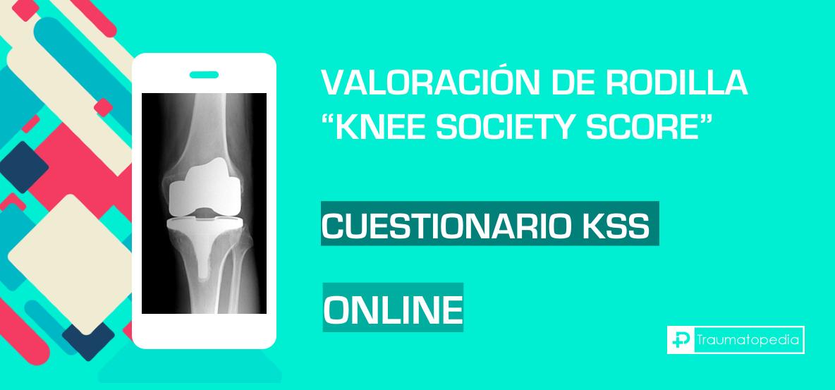 Cuestionario KSS español online